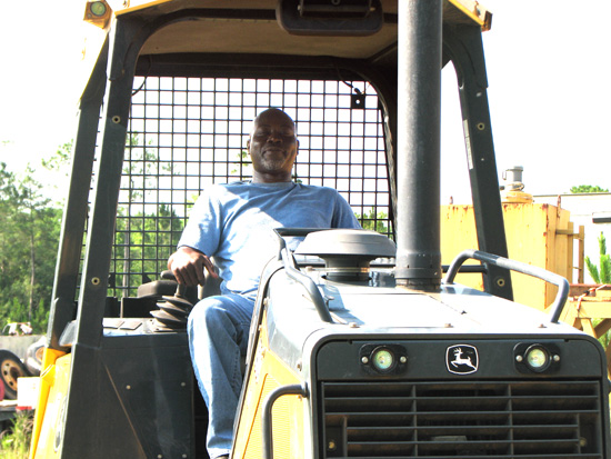 Jim Hill | Bulldozer Operator | Heavy Equipment Operator School