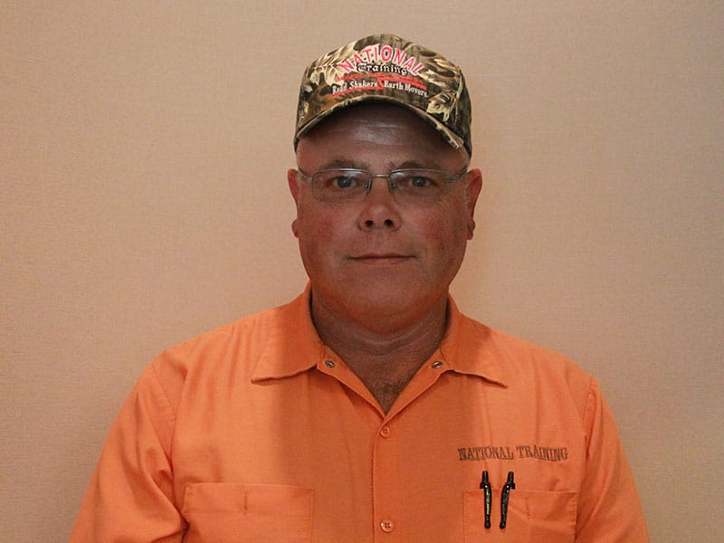 Mike Adams | Heavy Equipment Operator School