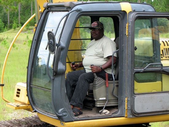 Royce Durham | Excavator Operator | Heavy Equipment Operator School